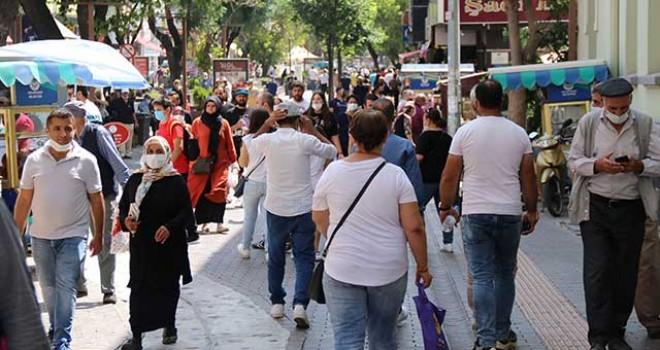 ESKİŞEHİR'DE 100 BİNDE GÖRÜLEN VAKA SAYISI DÜŞTÜ