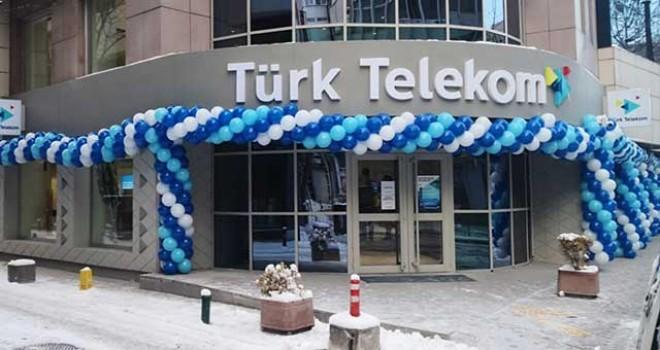 TÜRK TELEKOM'UN MERKEZİ YENİLENDİ