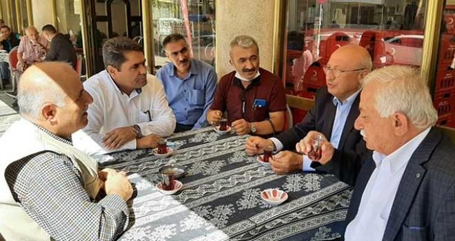 """""""VATANDAŞIN TEK GÜNDEMİ: PAHALILIK!"""""""