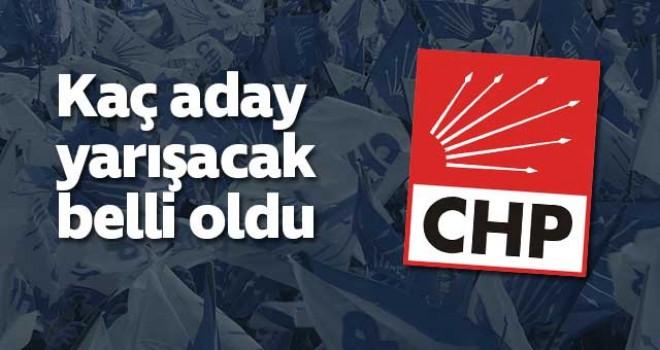 CHP İL KONGRESİNDE ÇARŞAF LİSTE ANLAŞMASI
