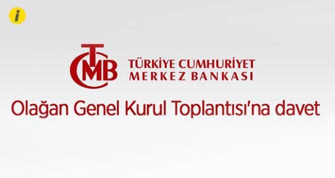 TMB OLAĞAN GENEL KURUL TOPLANTISI'NA DAVET