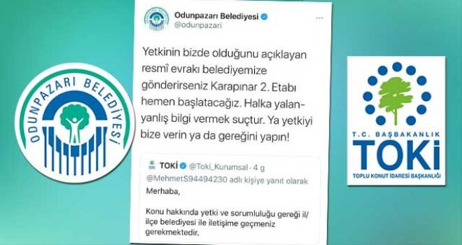 """""""YETKİYİ VERİN KARAPINAR  2. ETABI BAŞLATALIM"""""""