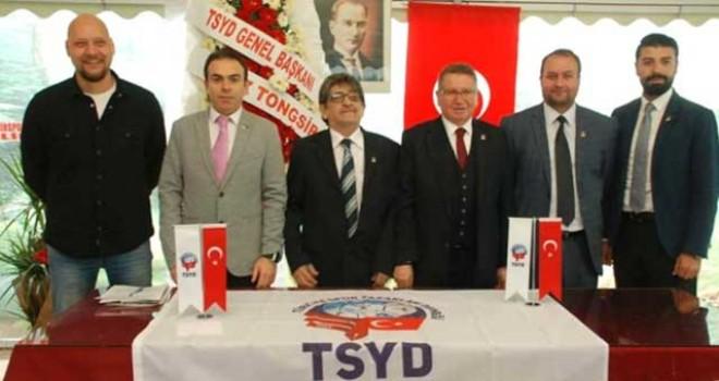 TSYD'DE SEÇİM VAR