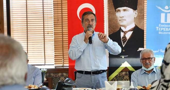 'DAHA GÜZEL İŞLER YAPARAK YOLUMUZA DEVAM EDECEĞİZ'