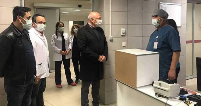 """""""KOVİD-19 MESLEK HASTALIĞI SAYILSIN"""""""