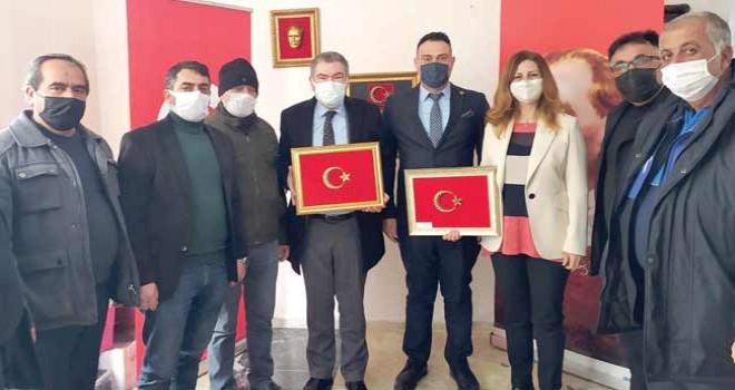ÇEL-DER'E NEZAKET ZİYARETİ