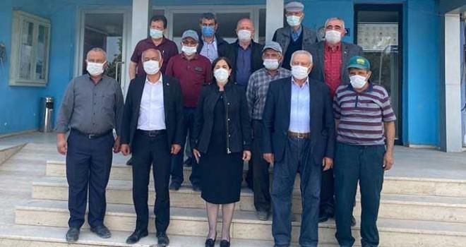 """""""BELEDİYENİN MAKİNE VE ARAZİSİ ELDEN GİDECEK"""""""