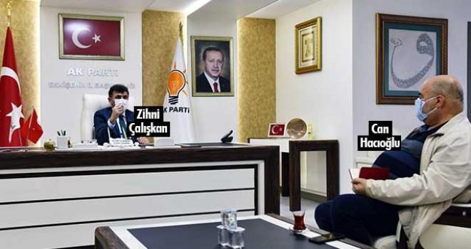 """""""BELEDİYE BAŞKANI BUTİK ŞEHİR İSTİYOR"""""""