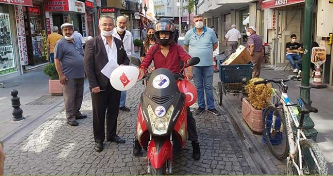 MOTORİZE EKİP'İN BAŞINDAKİ İSİM BELLİ OLDU