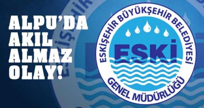 ZİRAİ İLACI ŞEBEKE HATTINA VERMİŞ!
