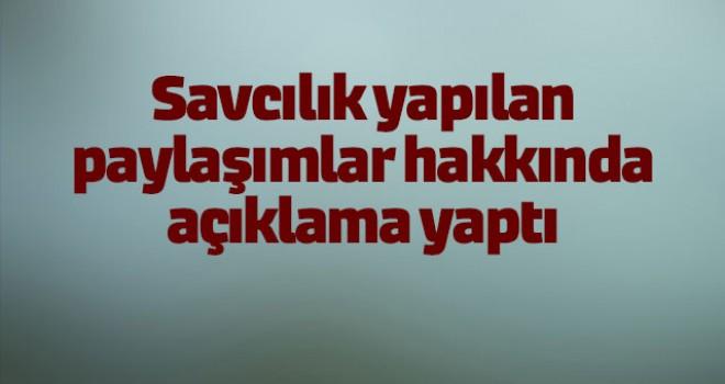 'İDDİALAR GERÇEĞİ YANSITMIYOR'