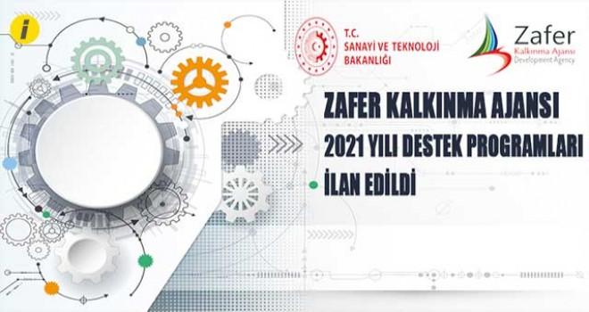 KALKINMA AJANSININ 2021 YILI DESTEK PROGRAMI AÇIKLANDI
