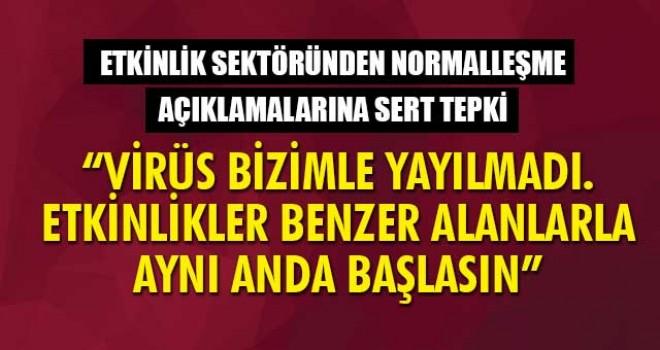 """""""ARTIK GÜNAH KEÇİSİ OLMAK İSTEMİYORUZ"""""""