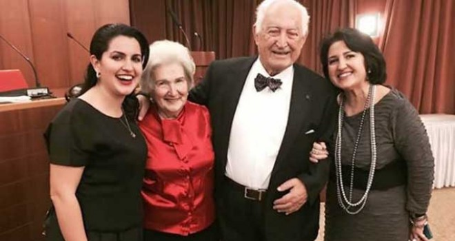 PROF. DR. ORHAN OĞUZ'UN ACI GÜNÜ, EŞİNİ KAYBETTİ