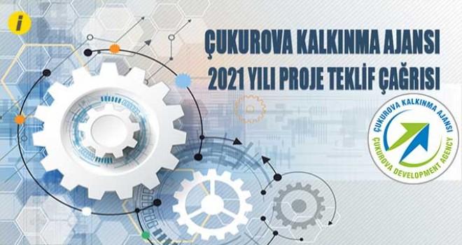 ÇUKUROVA KALKINMA AJANSI 2021 YILI PROJE TEKLİF ÇAĞRISI