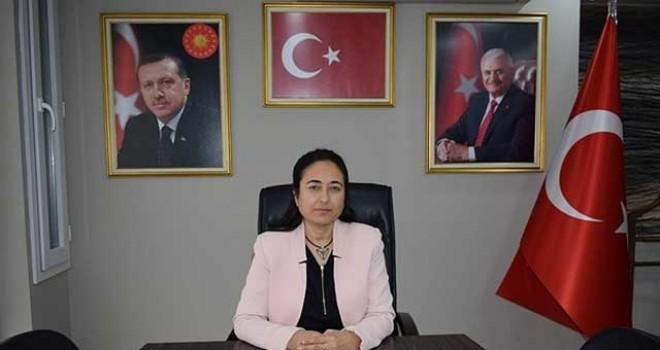 AK PARTİ'DE İSTİFA KARARI