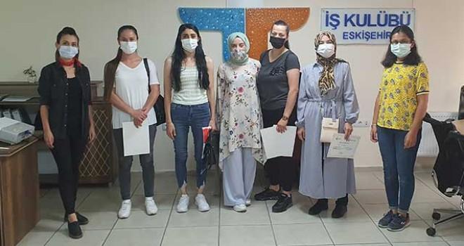 İŞKUR'DAN ANNELERE  HEM EĞİTİM HEM DESTEK