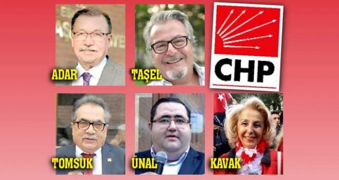 CHP'DE KONGRE GÜNÜ