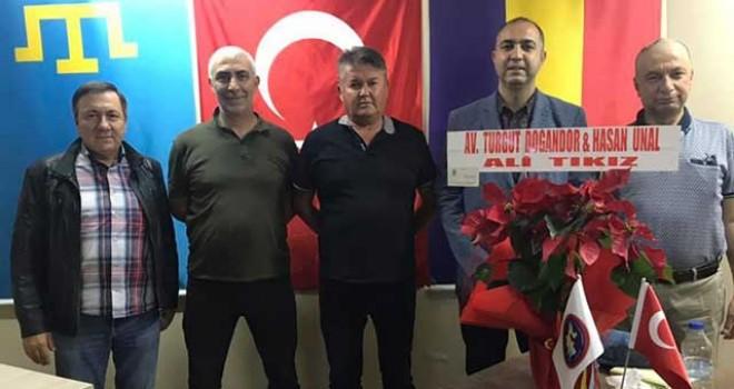 DOBRUCA KIRIM DERNEĞİ'NE ZİYARET