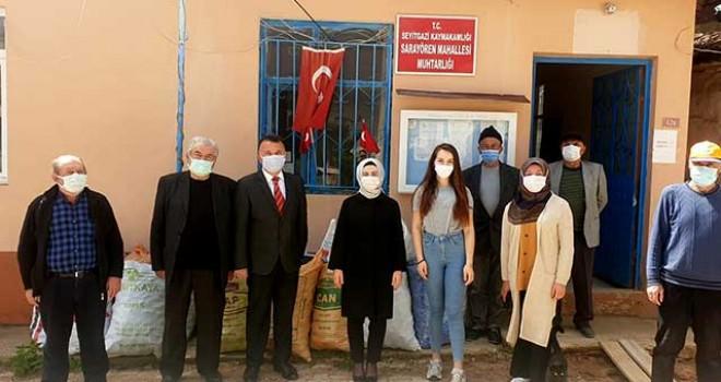 SEYİTGAZİ'DEN DEDE-TORUNA ÇUVAL ÇUVAL MAVİ KAPAK