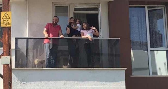 ESKİŞEHİR'DE 500 KİŞİ KARANTİNAYA ALINDI