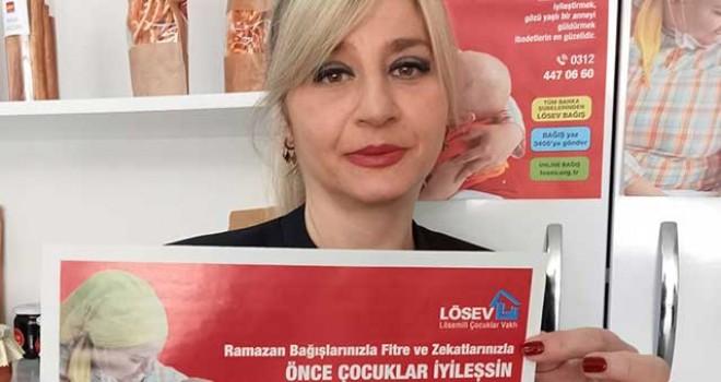"""""""ÖNCE ÇOCUKLAR İYİLEŞSİN"""""""
