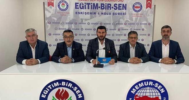 """OKULLARIN PERSONEL İHTİYACI KARŞILANMALI"""